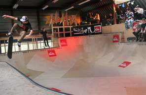 Indoor-Skatepark Real-X in Apeldoorn
