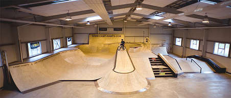 Indoor Skate Park Sondershausen